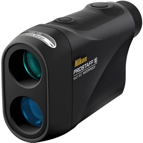 Nikon ProStaff 3 6x21 Laser Rangefinder (Black)