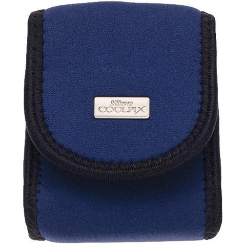 Nikon Neoprene Case (Blue)