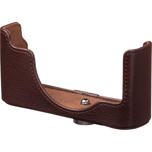 Nikon Leather Body Case for Nikon 1 J1 Digital Camera (Brown)
