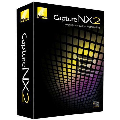 Nikon Capture NX 2 Photo Editing Software