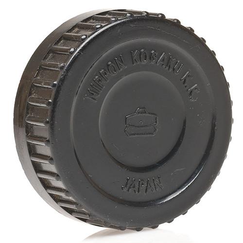 "Nikon ""F"" Nippon Kogaku Rear Lens Cap for F Mount Lenses"