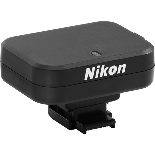 Nikon GP-N100 GPS Unit for Nikon 1 V1 (Black)