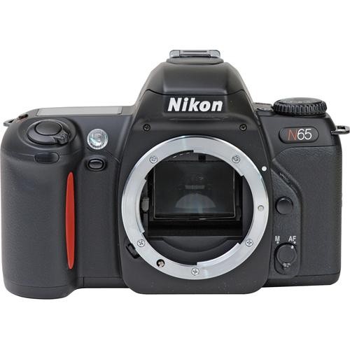 Nikon N65 35mm SLR Autofocus Camera, with Date