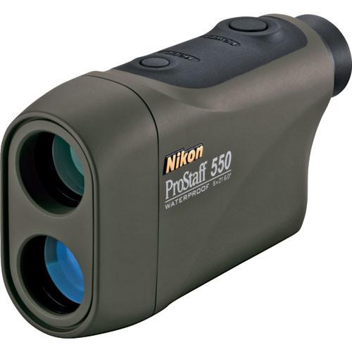 Nikon Prostaff 550 Laser Rangefinder (Green)