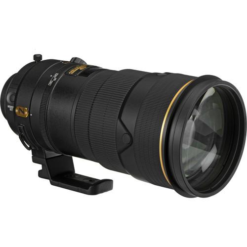 Nikon Telephoto AF-S NIKKOR 300mm f/2.8G ED VR II Lens Kit A
