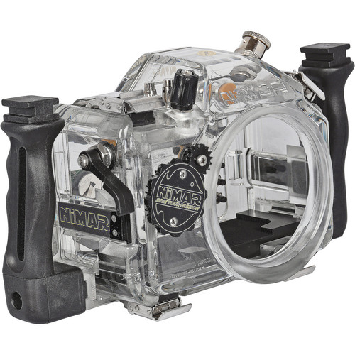 Nimar Underwater Housing for Canon EOS 1000D / Rebel XS DSLR (No Port)