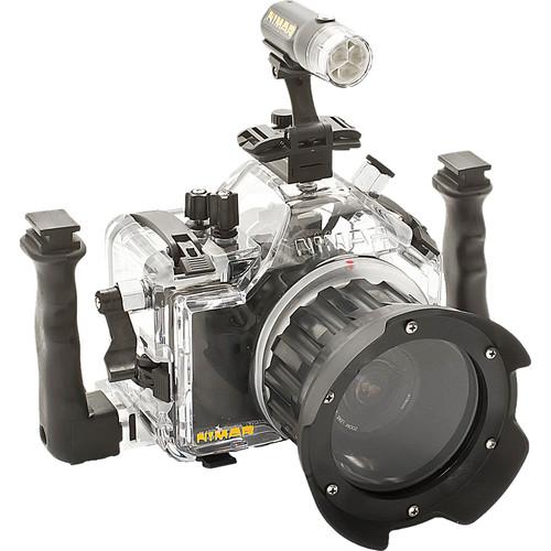 Nimar NI303D Underwater Housing f/ Canon EOS Digital Rebel XS (1000D)