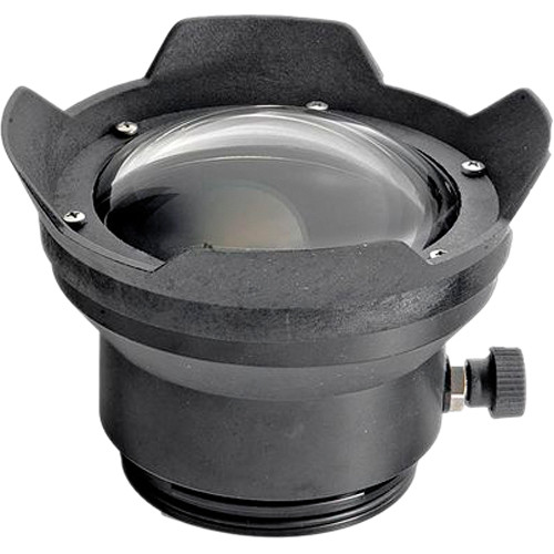 Nimar Flat Lens Port for Canon EF 16-35mm f/2.8 L II USM
