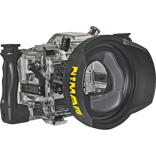 Nimar Underwater 3D Housing for Nikon D40/x with NI38 Flat Port 18-55mm