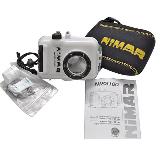 Nimar Underwater Housing for Nikon Coolpix S3100