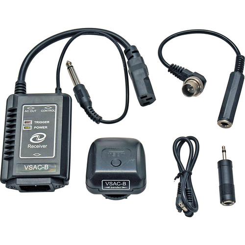 Nisha RFTAC AC Radio Flash Trigger Set