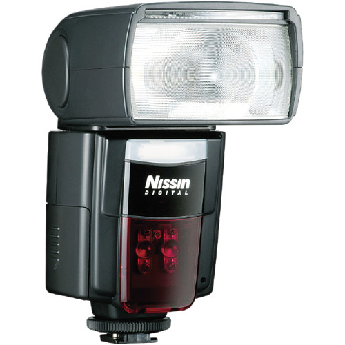 Nissin Di866 Digital Flash For Canon D-SLRs & Powershot Hot Shoe Cameras