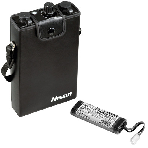 Nissin NDP300N Power Pack Pro 300 Battery & NiMH Replacement Battery Cluster Kit
