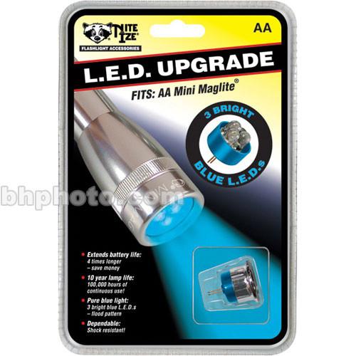 nite ize led upgrade instructions