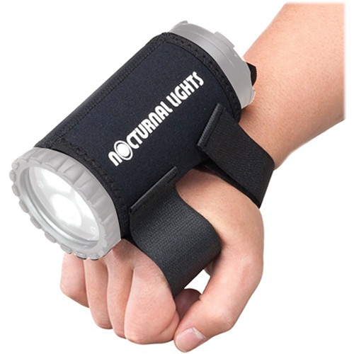 Nocturnal Lights Neoprene Hand Mount for Nocturnal Lights SLX Lights