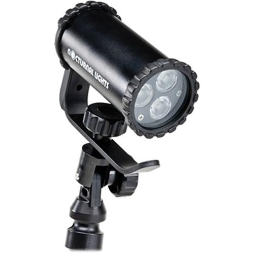 Nocturnal Lights SLX 800i  Video Light  w/ Flex Arm Adapter