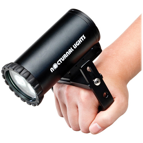 Nocturnal Lights SLX 800t Dive Light w/ Lantern Handle & Goodman Handle