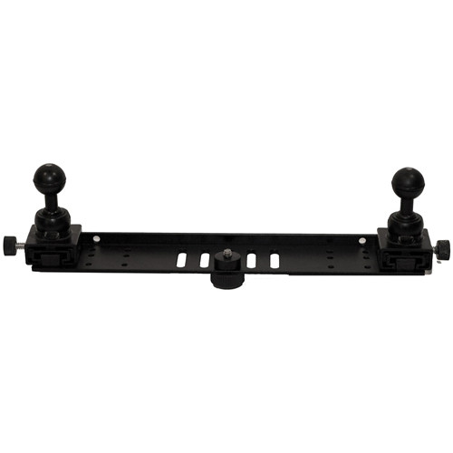 "Nocturnal Lights 12"" Universal Tray with Dual Ball Joint Adapters"