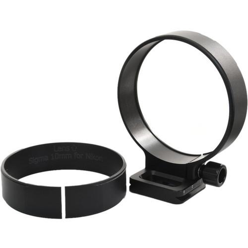Nodal Ninja R1/R10 Lens Ring for Sigma 10mm f/2.8 EX DC HSM Nikon Mount Fisheye Lens