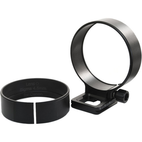 Nodal Ninja R1/R10 Lens Ring for Sigma 4.5mm f/2.8 EX DC HSM Canon Mount Fisheye Lens