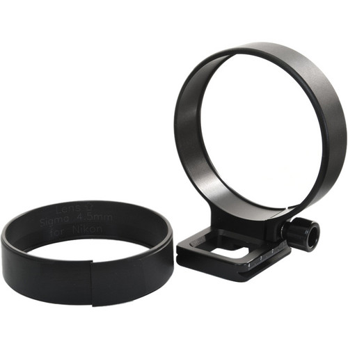 Nodal Ninja R1/R10 Lens Ring for Sigma 4.5mm f/2.8 EX DC HSM Nikon Mount Fisheye Lens