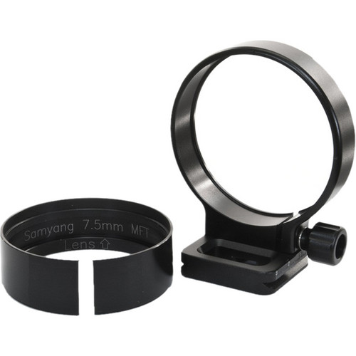 Nodal Ninja R1/R10 Lens Ring for Samyang 7.5mm f/3.5 UMC Fisheye MFT Lens