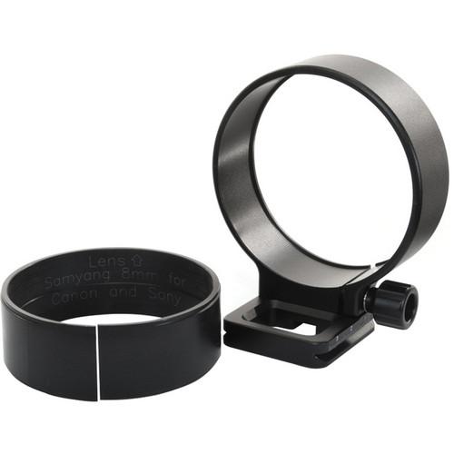 Nodal Ninja R1/R10 Lens Ring for Samyang 8mm f/3.5 Canon Mount Fisheye Lens