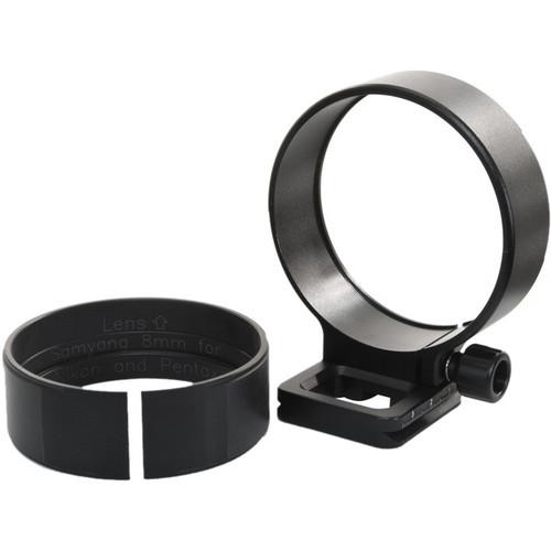 Nodal Ninja R1/R10 Lens Ring for Samyang 8mm f/3.5 Nikon Mount Fisheye Lens