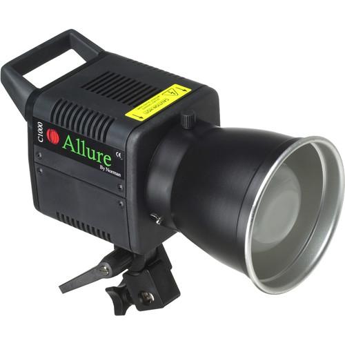 Norman C1000 Tungsten Open Face Light (120V)