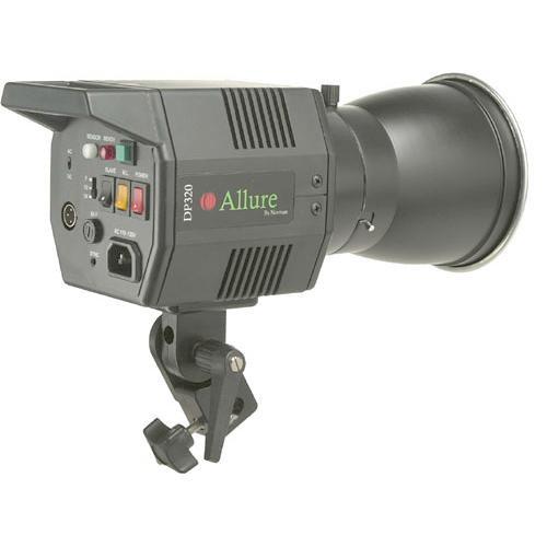 Norman Allure DP320 Monolight - 320 Watt/Seconds (120VAC/12VDC)