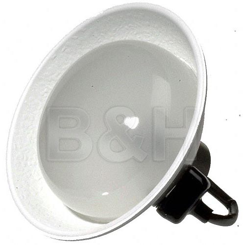 Norman 810713 White Reflector with Modeling Lamp