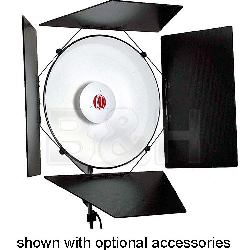 "Norman 810752 4 Leaf Barndoor for Norman 22"" Reflector"