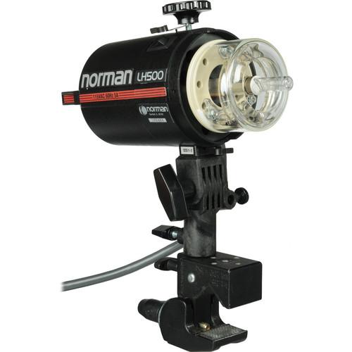 Norman LH500B - 600 Watt/Second Lamphead with Blower