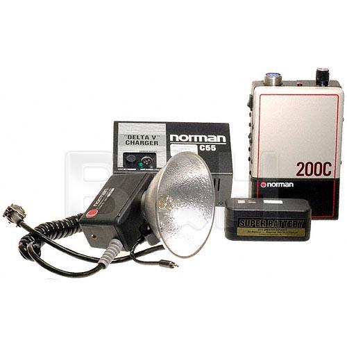 Norman 810803 200 W/S  Battery Assembly Kit, Modeling Light