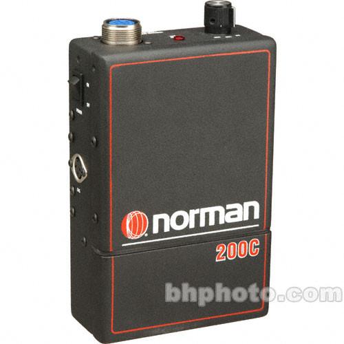 Norman 810830 P200C 200 Watt/Second Power Pack