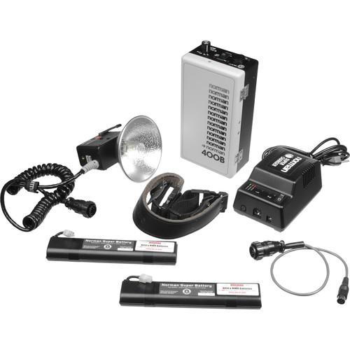 Norman 810903 400 W/S Battery Assembly Kit, Radio Slave