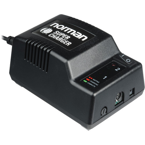 Norman 810929 Super Dual Charger
