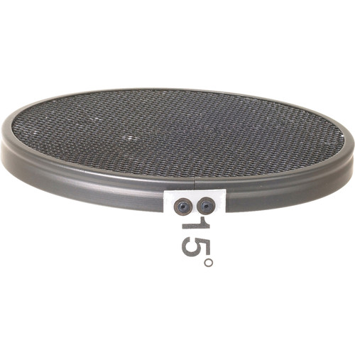"Norman 812129 Honeycomb Grid, 5"", 15 Degrees, 1/2"""