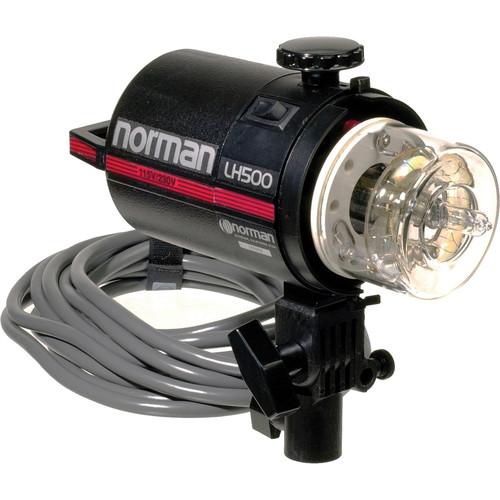Norman LH500BP - 1200 Watt/Second Lamphead with Blower