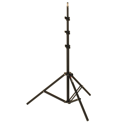 Norman Mini Compact Light Stand (Black, 7.6')