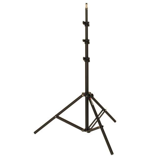 Norman Mini Compact Light Stand (Black, 7.6')