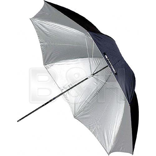 Norman 812556 Umbrella - Silver - 30""