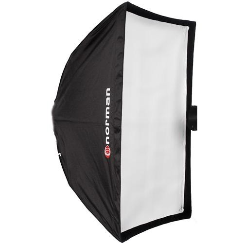 "Norman 812703 Square Softbox - 22x22"" (55x55cm)"