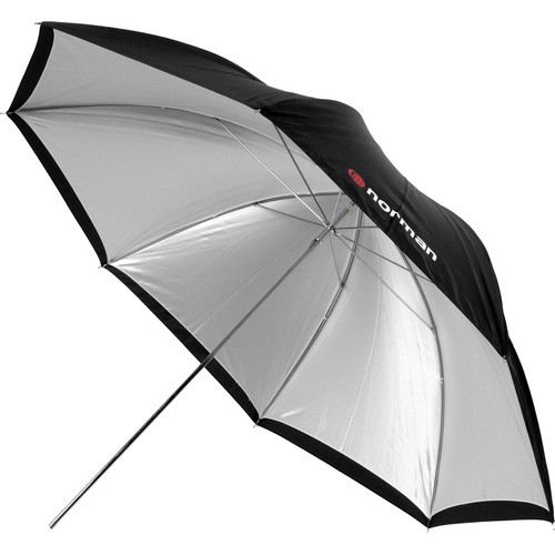 """Norman 812752 Umbrella - White - 60"""""""