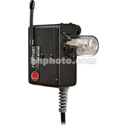 Norman LH2KRM UV 200 Ws Flash Head with Internal Radio Slave