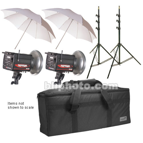 Norman ML400R 2 Monolight Kit