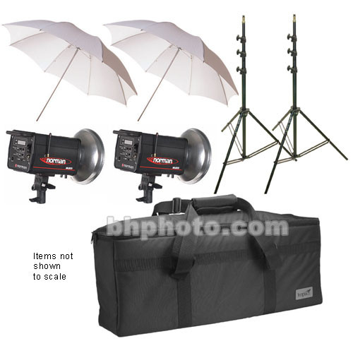 Norman ML600R 2 Monolight Kit