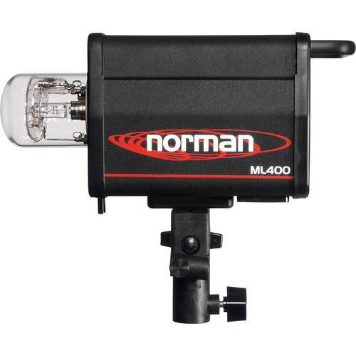 Norman ML400 Monolight - 400 Watt/Seconds (120V AC)