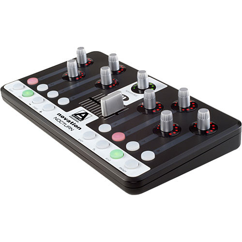 Novation Nocturn - Hardware Controller for Plug-Ins