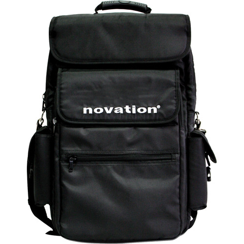 Novation Gig Bag for Impulse 25 & SL MKII 25 Controllers (Black)